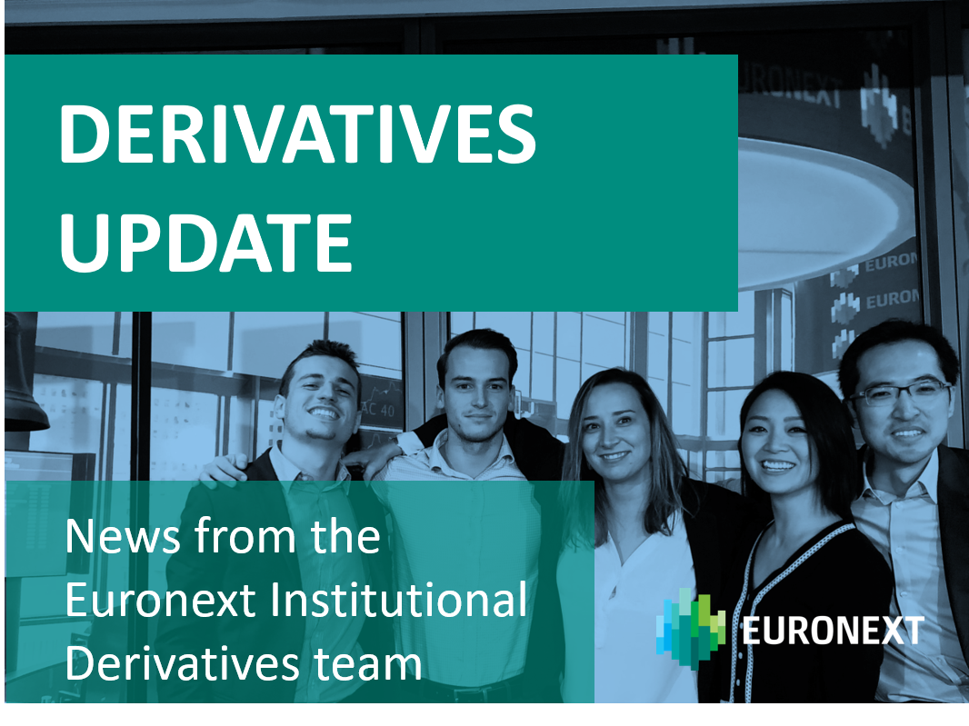 Derivatives update