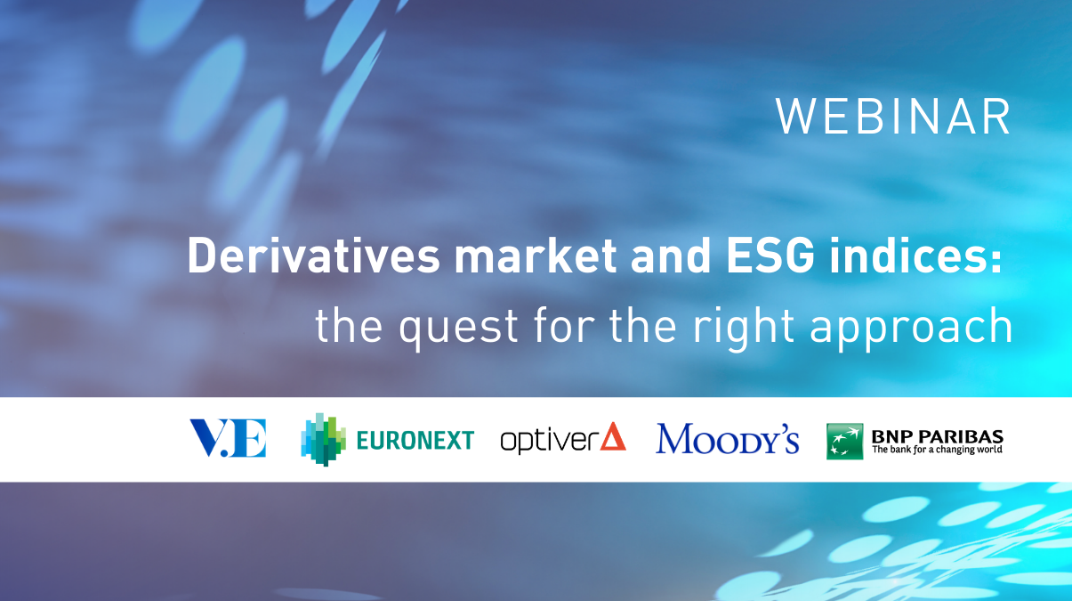 ESG Derivatives webinar