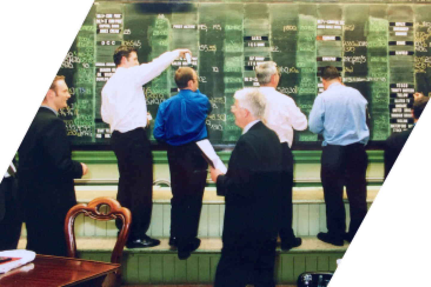 Stock Brokers on the Irish Stock Exchange