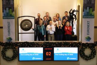 Euronext - Happy new year