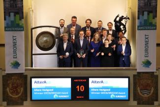 Altera Vastgoed – Winner International GRESB/BREEAM Award