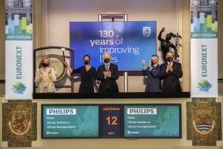 Philips 130 years