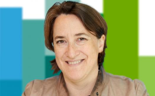 Delphine d'Armazit - CEO of Euronext Paris