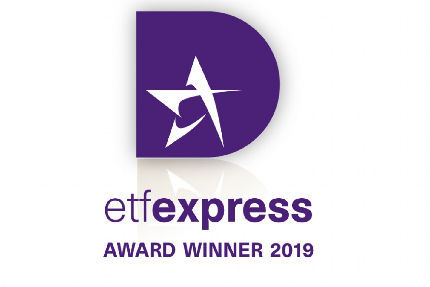 ETF Express award winner 2019
