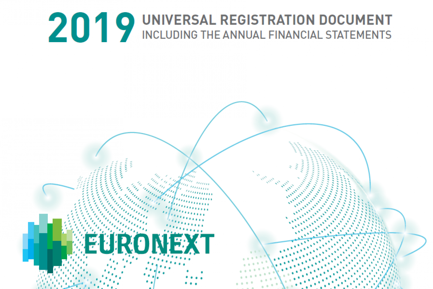 2019 universal registration document